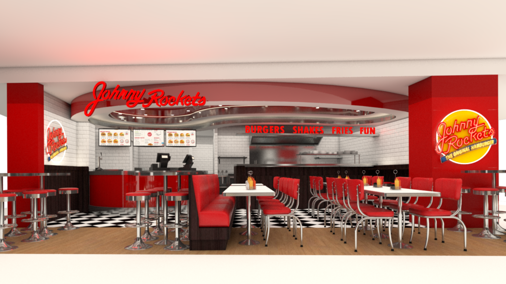 Johnny Rockets Plenilunio